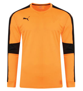Puma Triumphant GK Shirt - Fluro Orange