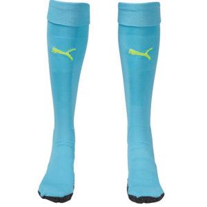 Puma Match Sock - Blue/Yellow