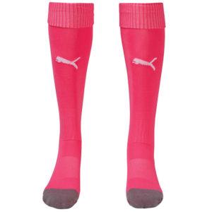Puma Striker Sock - Fluorescent Pink