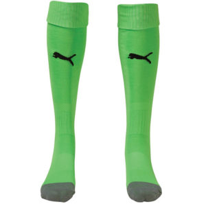 Puma Striker Sock - Fluorescent Green