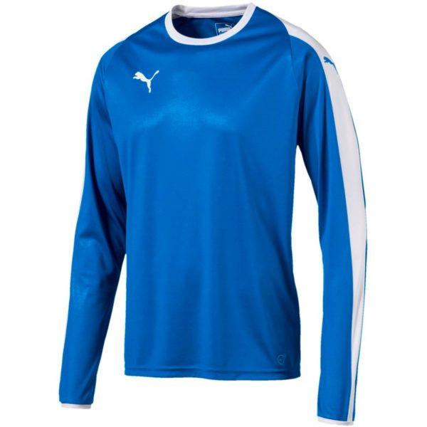 a25943629ea ... Puma Liga Jersey LS – Electric Blue White. Example. 703419-02-A