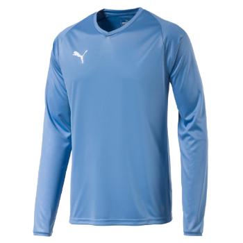 47dc9914653 ... Puma Liga Jersey Core LS – Silver Lake Blue White. Example. 703621-18-A