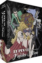 3760000572262   lupin 3   la femme nommee fujiko mine   integrale combo collector dvd   bluray