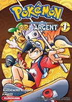 Pokemon or argent 1 kurokawa
