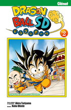Dragon ball sd 2 glenat