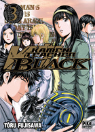 Kamen teacher black 3 pika