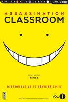 Assassination classroom coffret collector 1