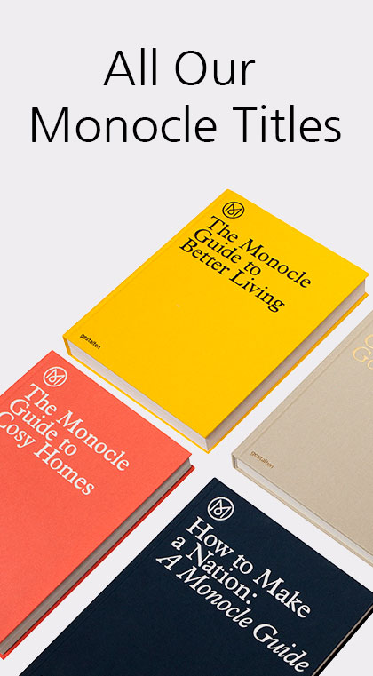 Browse Our Monocle Titles