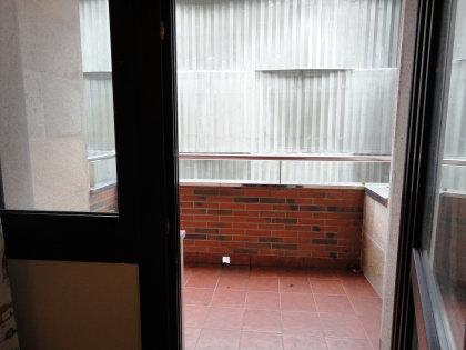 Terraza con acceso desde el dormitorio