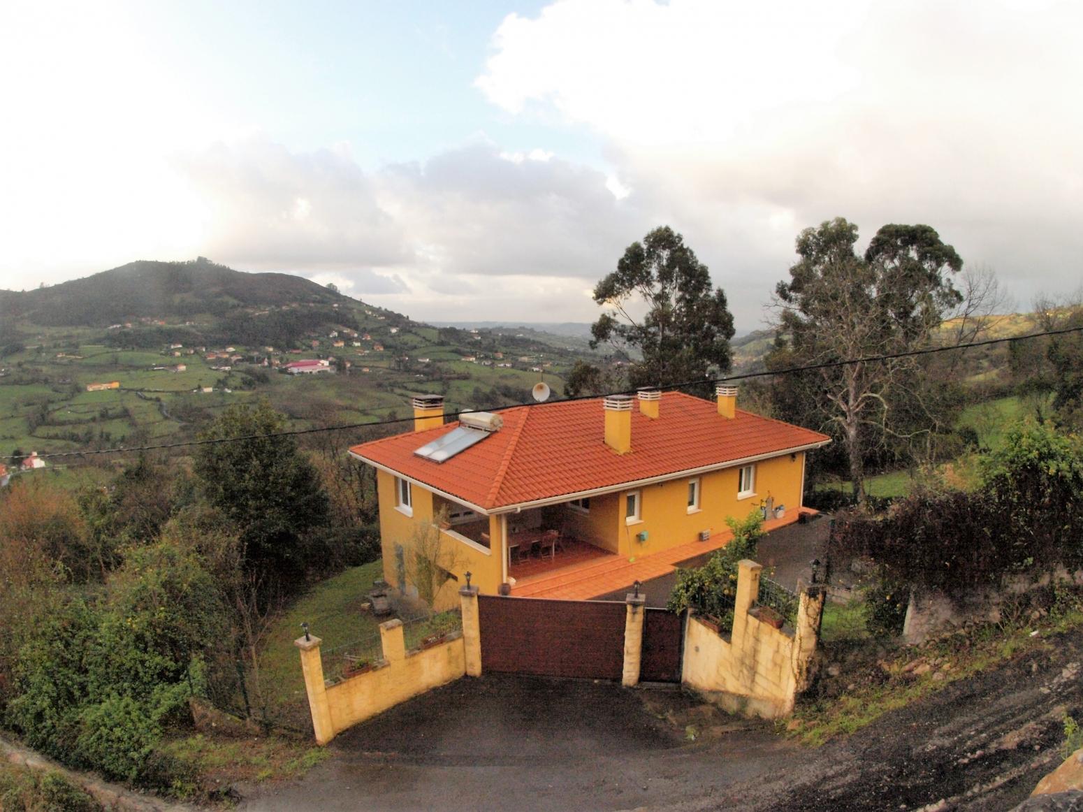 Casas o chalets en Baldornón