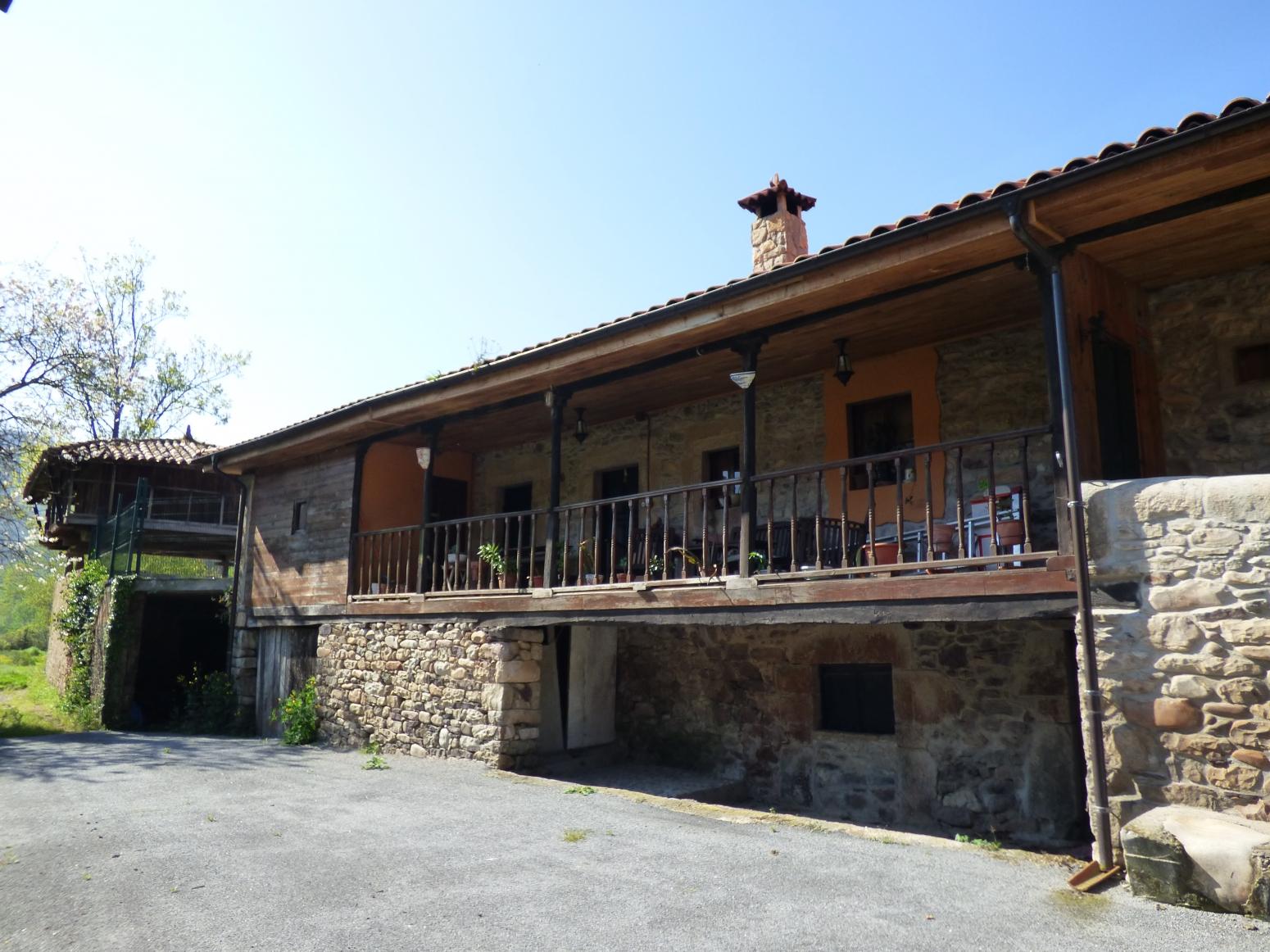 Casas o chalets en Belmonte de Miranda