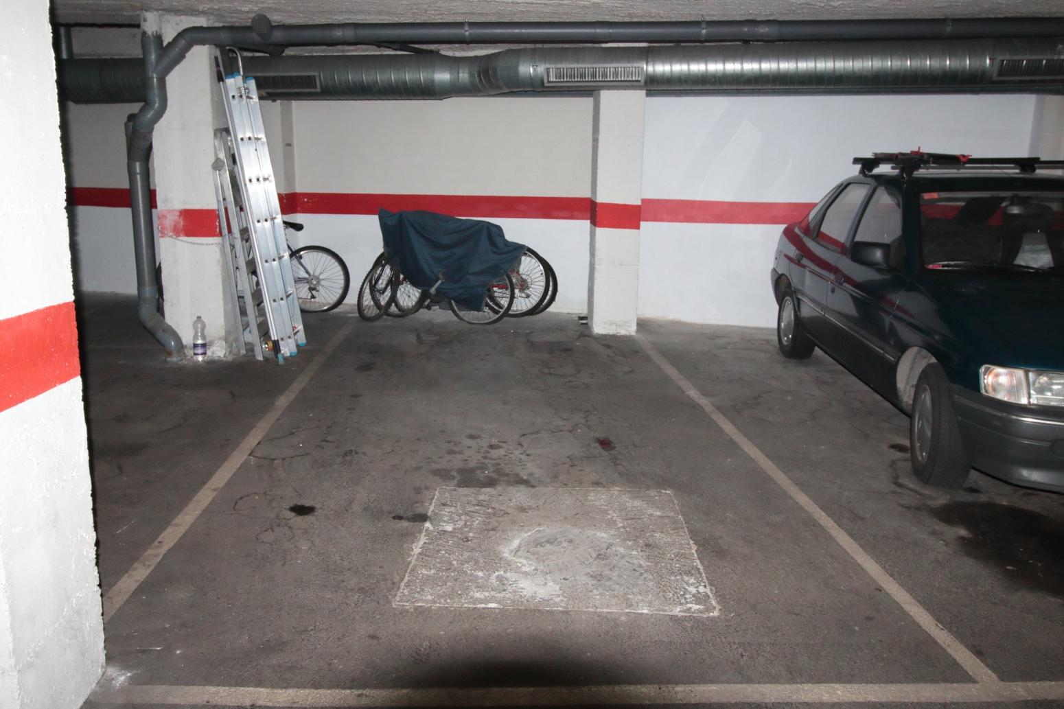 Garajes en Gijón