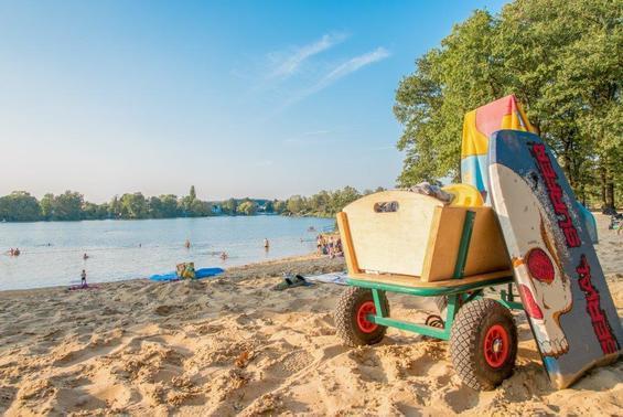 Campingplatz seepark ternsche strand 2