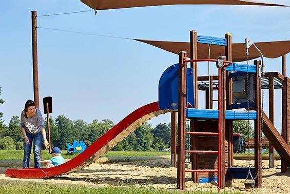 Campingplatz seepark ternsche spielplatzt 4