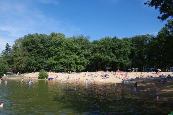 Campingplatz seepark ternsche strand 1