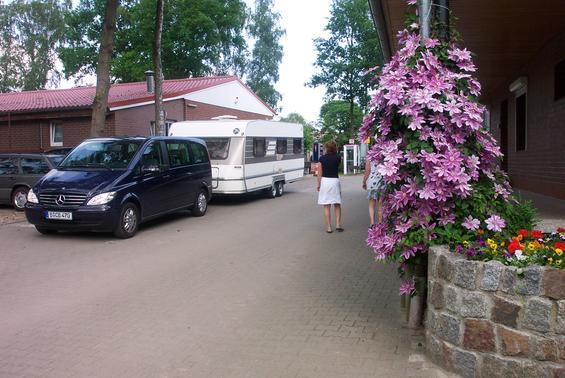 Campingplatz wusterhausen rezeption
