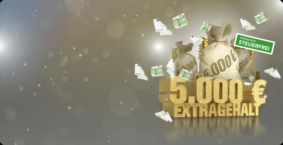 Extra Gehalt Pro7