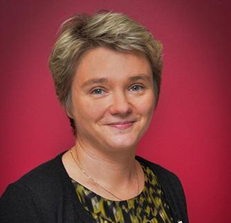 Agent Marie-Anne Lecordier