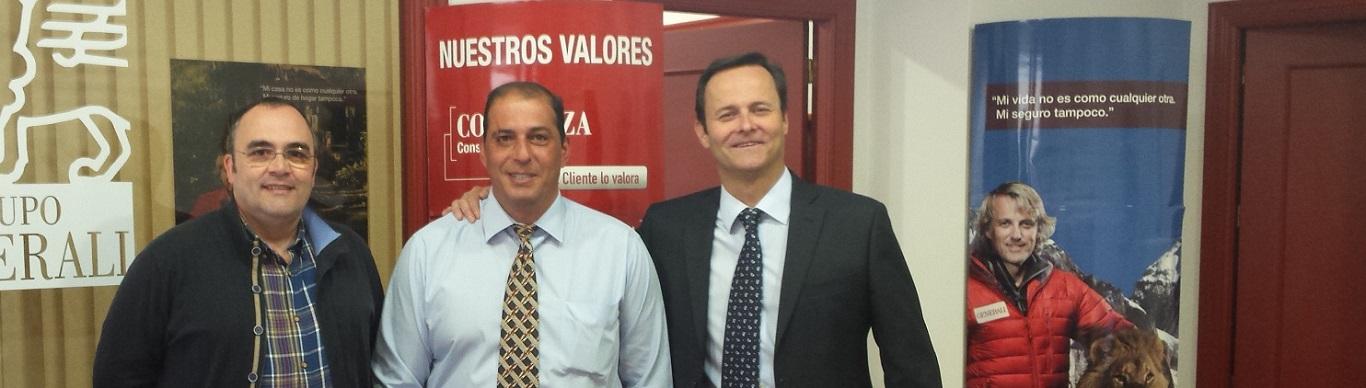 EMILIO SALINAS Y ASOCIADOS, S.L.Home page cover Image