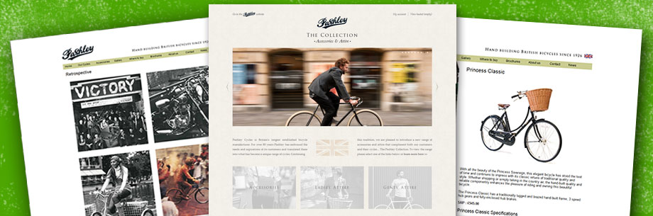 Pashley Collection