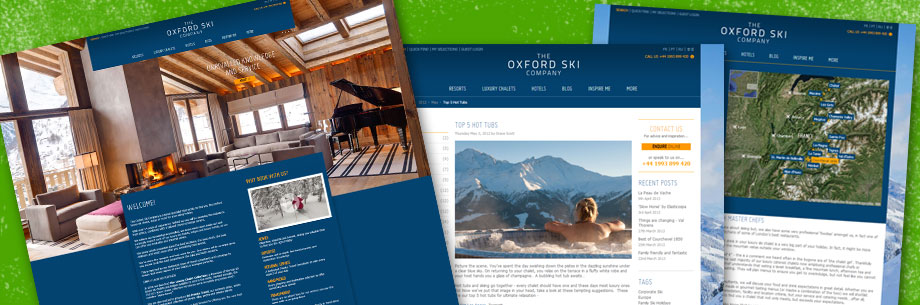 The Oxford Ski Company