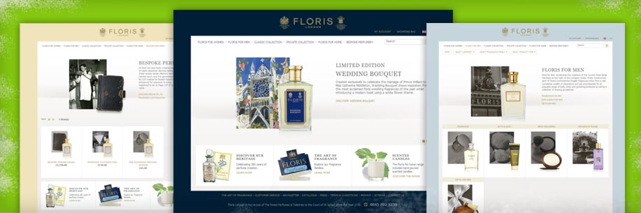 Floris London