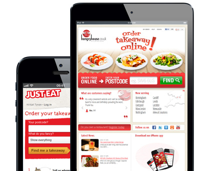 Fast food commerce