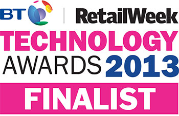 BT Retail Week Technology Awards logo