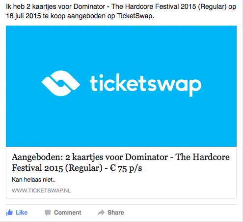 ticketswapfacebook