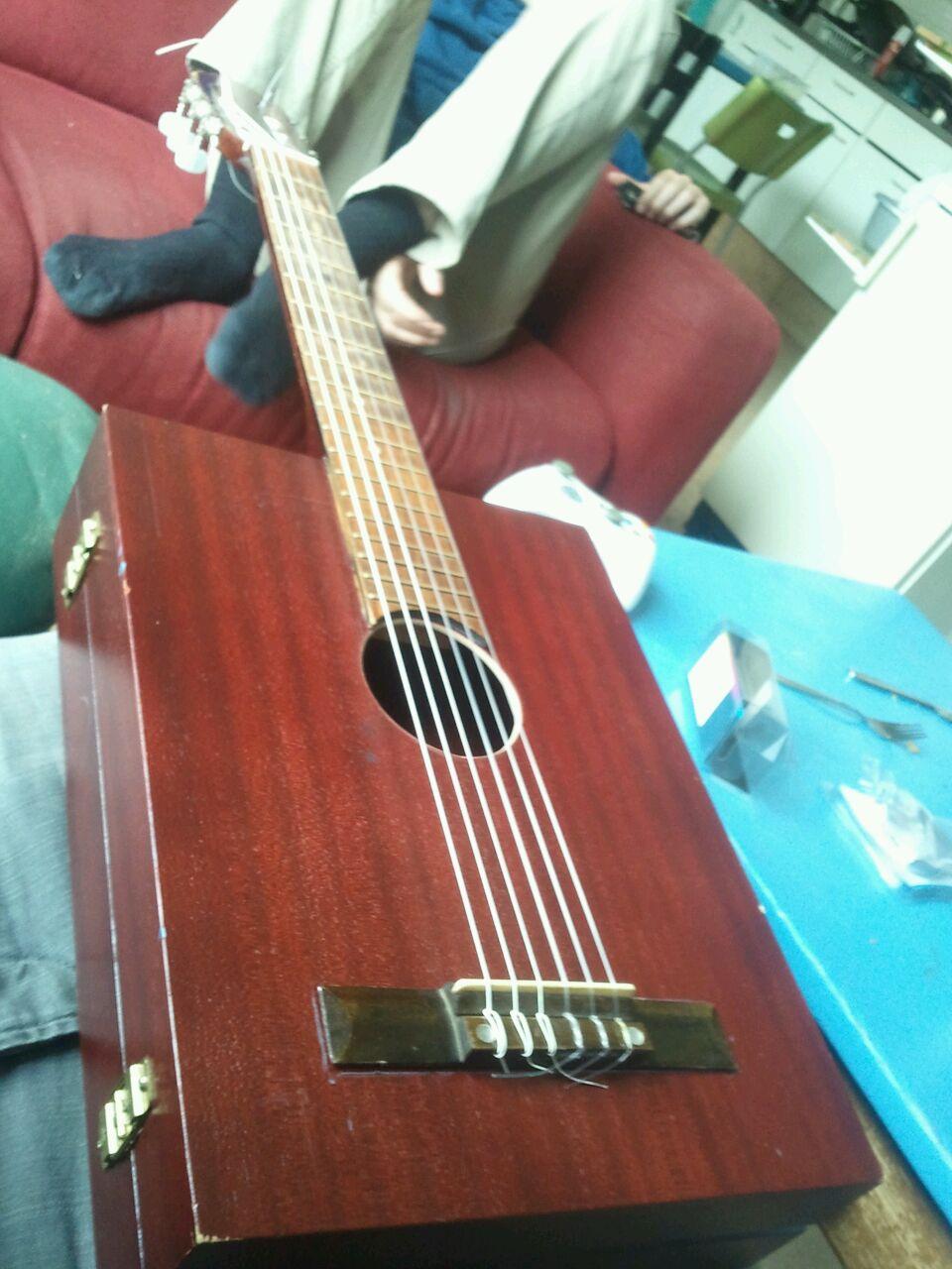 custom <br> gitaar