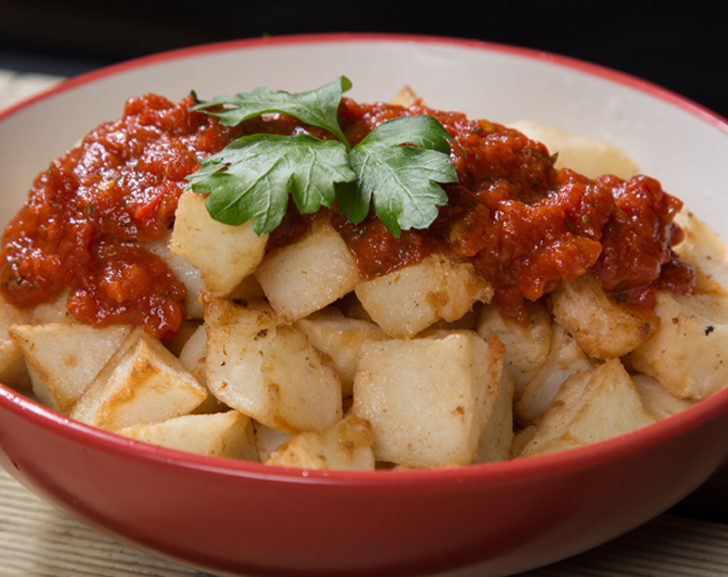 West winds Cutlass and Patatas Bravas