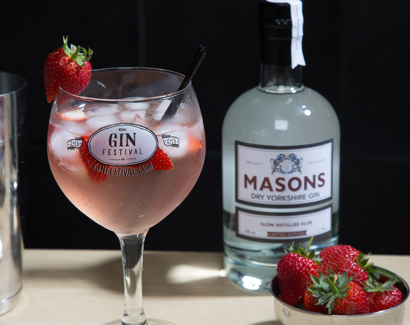 Masons Slow Distilled Sloe Gintonic
