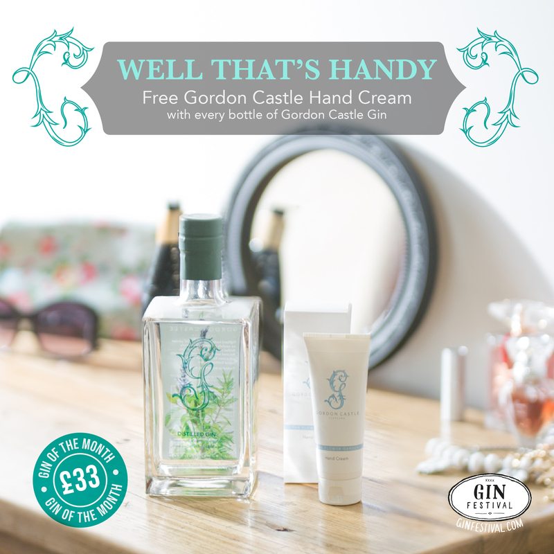Gordon Castle Hand Cream