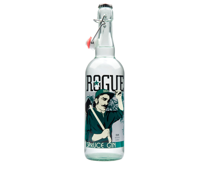 Spruce Gin by Rogue Brewing