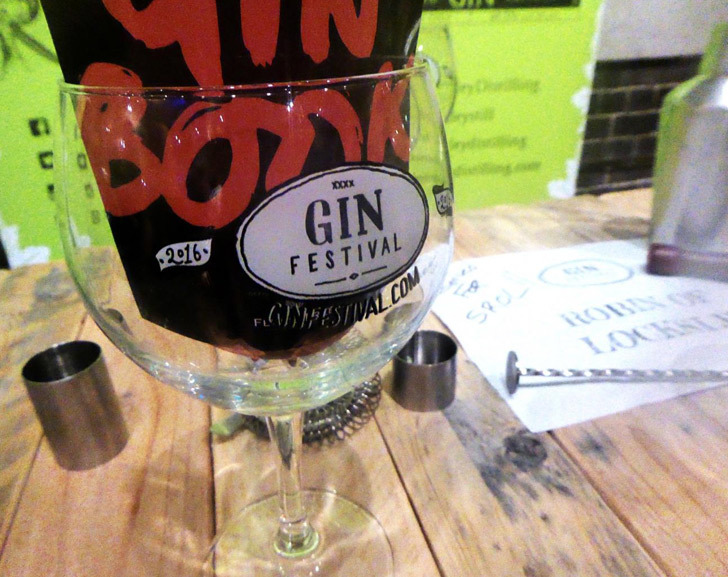 Gin Festival Liverpool 2016 by Hollie Byrne 1
