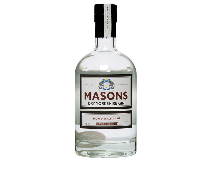 Masons Slow Distilled Sloe Gin