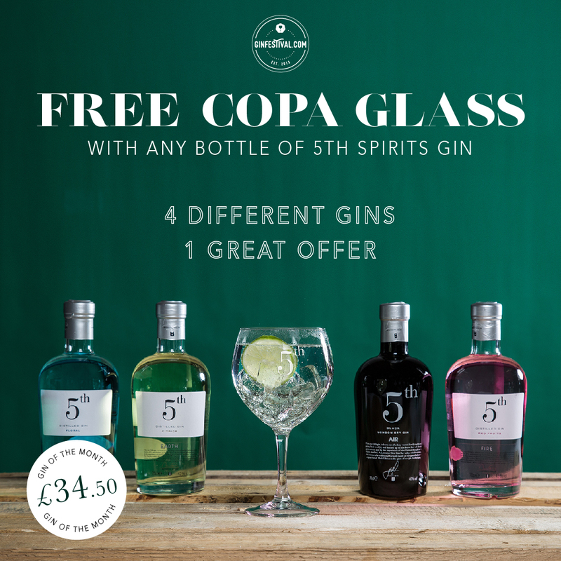 5th Gin Offer
