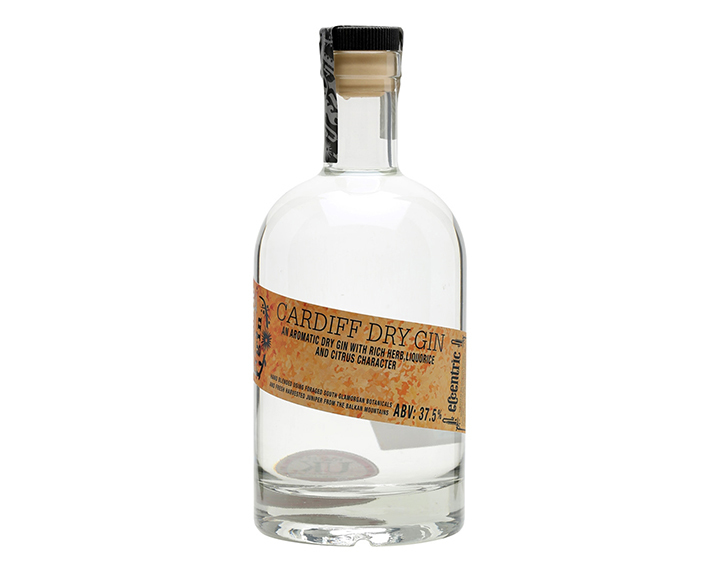 Eccentric Gins Cardiff Dry