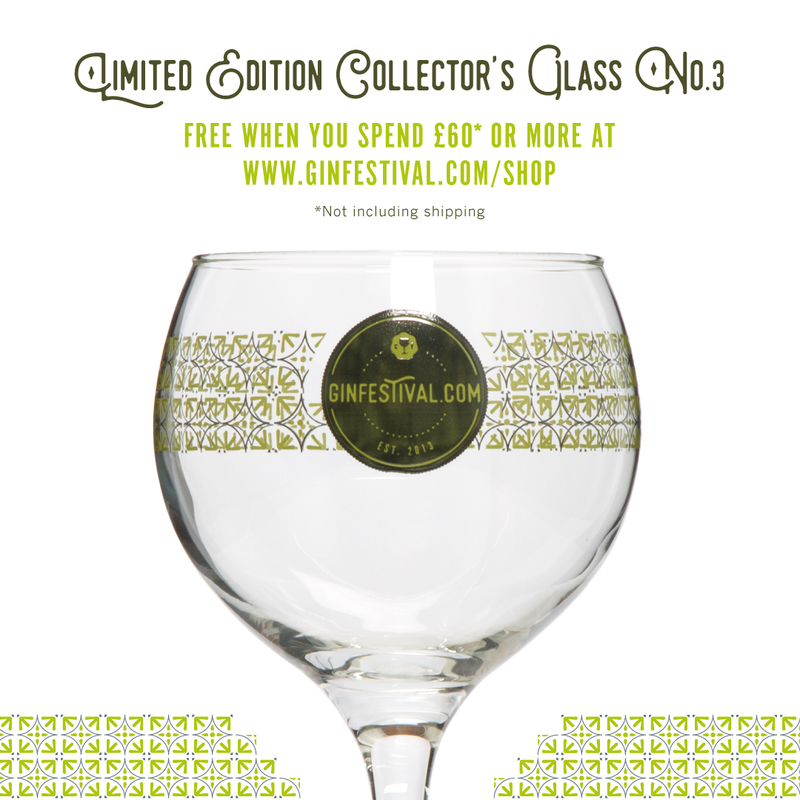 Limited Edition Gin Glass
