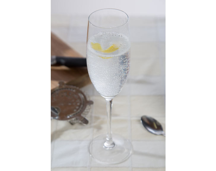 FEW Breakfast Gin French 75