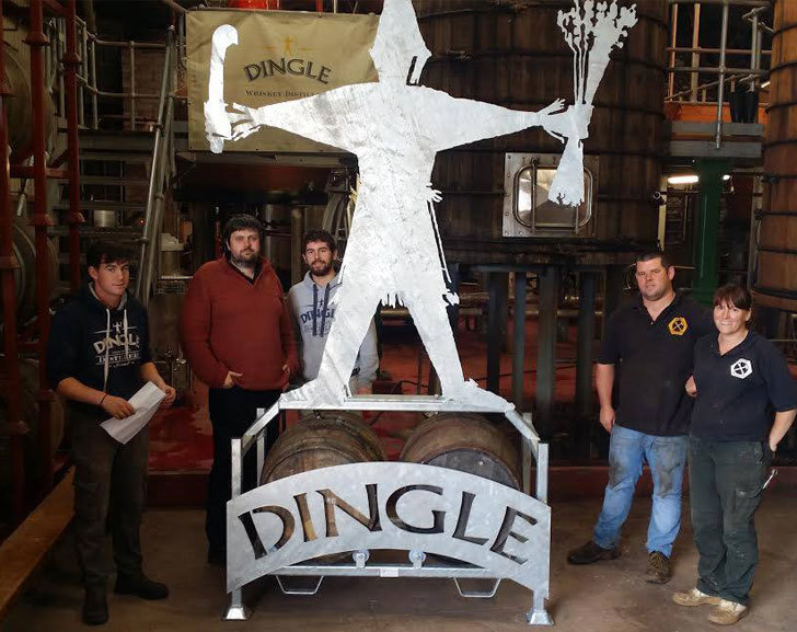 Dingle Distillery Logo