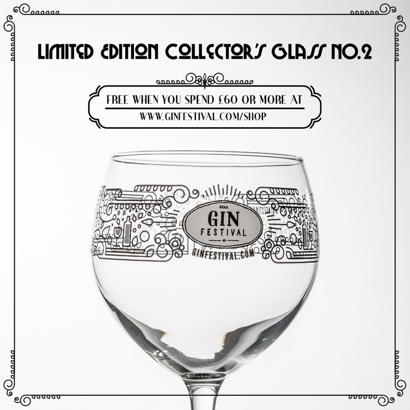 Limited Edition Glass Offer