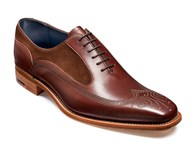 Barker, barker brogues, brouges, brown brogues, leather sole, black brogues,barker javron, jefferson