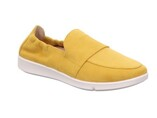 legero, lucca, sunshine yellow, slip on,