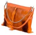 Sherene Melinda Multiway Fan Bag In Orange