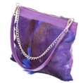 Sherene Melinda Multiway Fan Bag In Purple