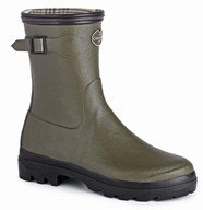 Le Chameau Giverny Bottillon Welly In Green