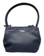 Owen Barry 'Melody' Handbag In Navy