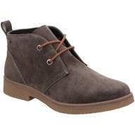 Legero 'Soana' Grey Suede Gore-Tex Boot