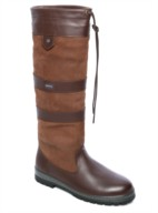 Dubarry Galway Slim Fit In Walnut